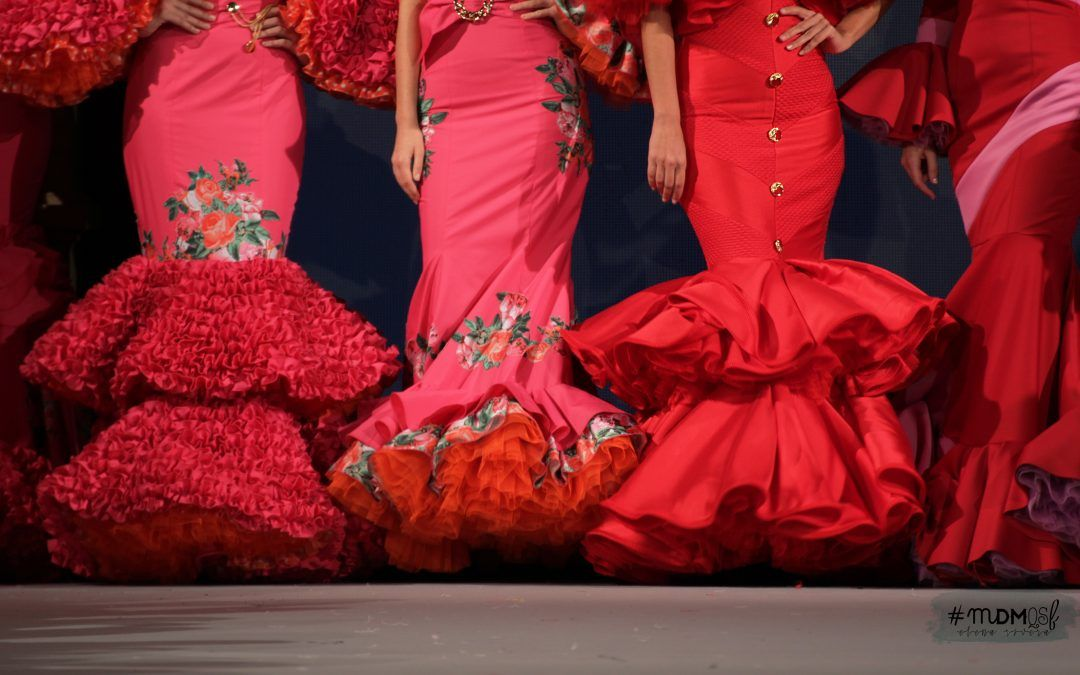 Flamenca 2018 – Ángeles Fernández