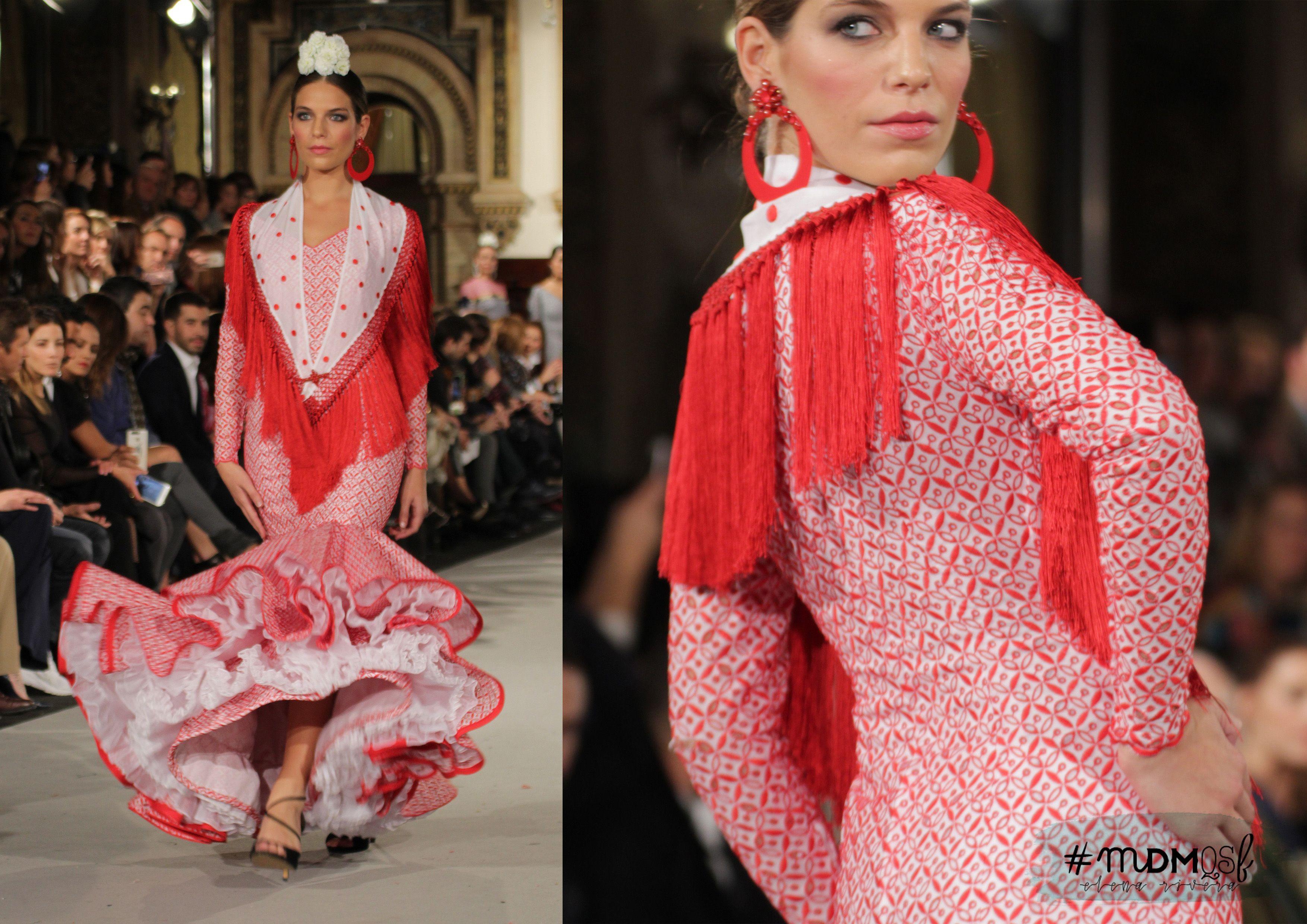 Flamenca 2018 - José Hidalgo. Colección de moda flamenca