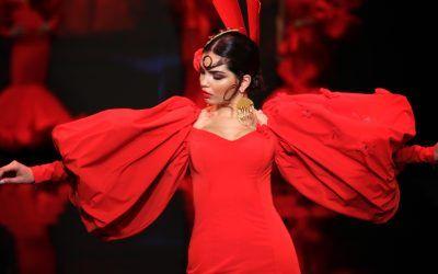 Tendencias en moda flamenca – Colores
