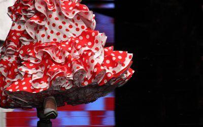 Tendencias en moda flamenca 2018: Lunares