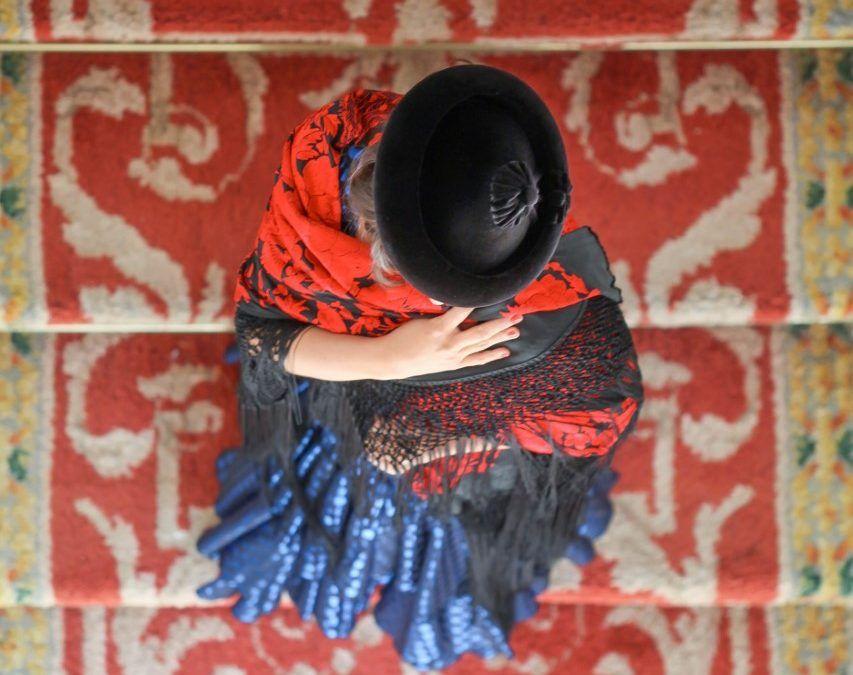 Flamencas de Mayo