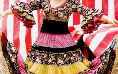 Flamenca: abril y mayo