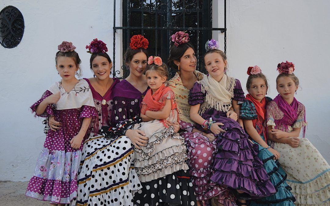 Las flamencas de Marta Arroyo