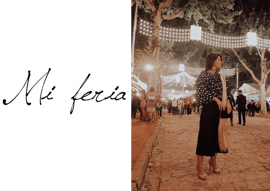 Mi feria – Sevilla 2019
