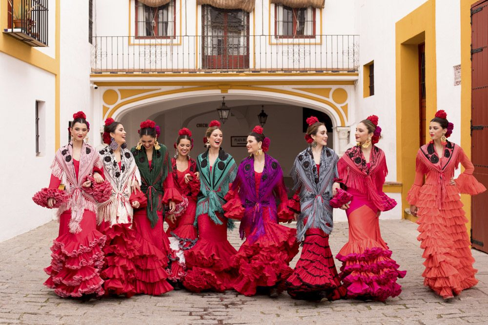 La moda flamenca y el huracán llamado Covid.
