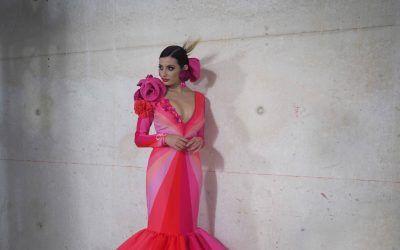 Flamencas en rosa